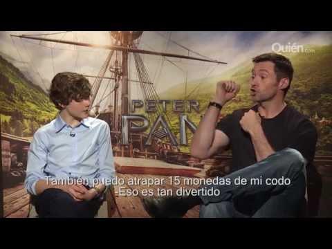 Loreto Peralta le hizo la entrevista más tierna a Hugh Jackman