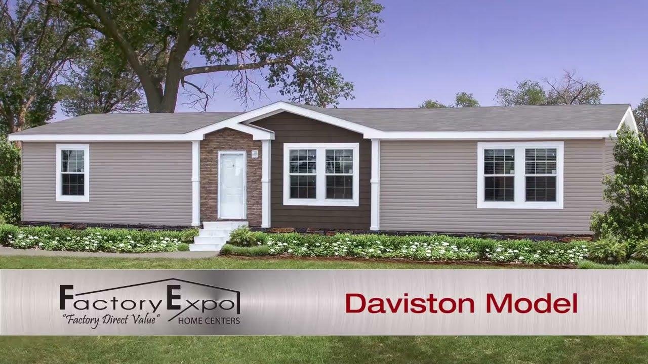 Daviston Mobile Home From Factory Expo Homes
