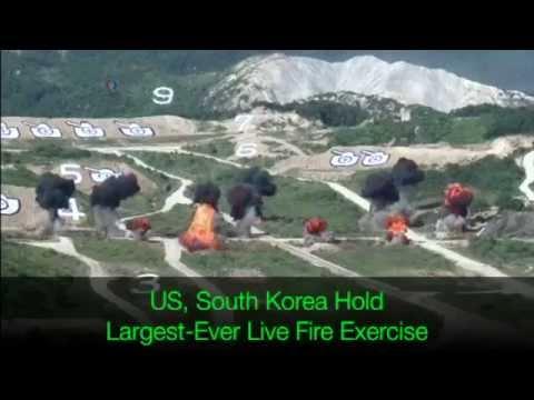 US-South Korea Military Exercise