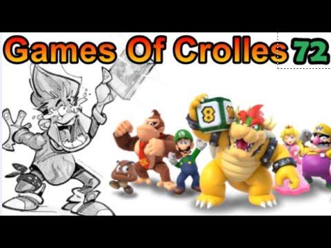 DES JEUX SWITCH POUR JOUER EN FAMILLE ! Games Of Crolles 72 RADIO GRESIVAUDAN