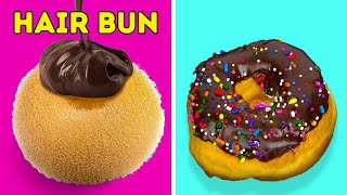29 FUNNY PRANKS WITH FOOD || DONUTS, CANDIES, LOLLIPOPS