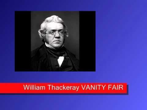 William Makepeace Thackeray: Vanity Fair