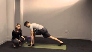 Yoga Fails, Fixed: Low Lunge