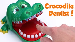 Crocodile Dentist Biting Hand Game for Kids Toy Reviews For You
