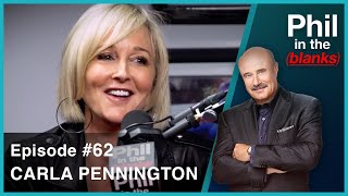 Phil In The Blanks #62 - Carla Pennington