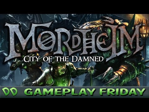 Mordheim - City of the Damned: Chaotic Brawl ⚫ Gameplay Friday |