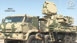 Тульские «Панцири» вместе с коломенским «Джигитом» охраняют небо Ирака