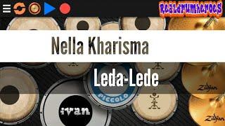 Nella Kharisma - Leda Lede Versi Real Drum Kendang