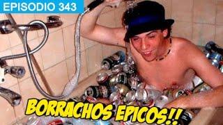 Borrachos Epicos! #whatdafaqshow