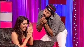 Jabardasth - Chalaki Chanti Performance on 18th July 2013
