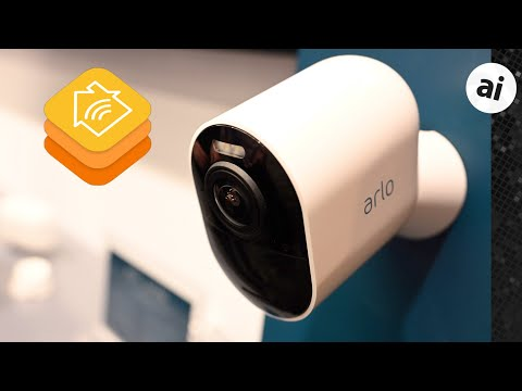 Hands-On: Arlo Ultra 4K HDR HomeKit Camera & Arlo Security System At CES 2019