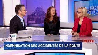 Entrevue à Québec Matin sur les ondes de LCN