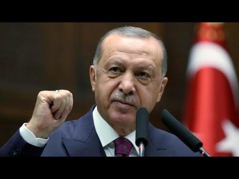 أردوغان يبدي استعداده لإرسال جنود إلى ليبيا إذا تلقى طلبا من حكومة السراج  - نشر قبل 4 ساعة