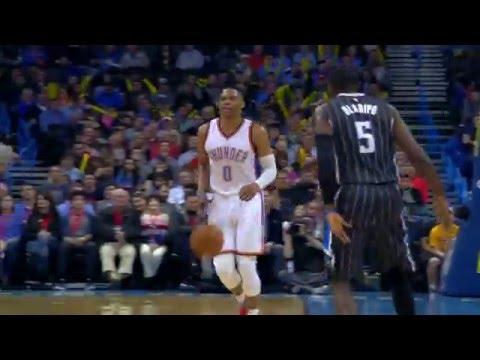 Russell Westbrook Records Triple-Double
