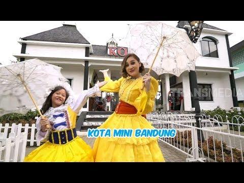 Mona Ratuliu Dan Nala Main Ke KOTA MINI, Bandung | MODERN MOMS (02/11/19) Part 1