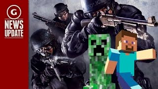 Teen Minecraft Player Charged With Swatting Incidents - GS News Update