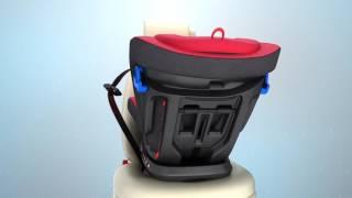 X-Adventure autostoel 360 on tour - productvideo