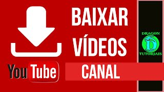 Como fazer o Download do seus vídeos do Youtube em MP4 sem usar programas.