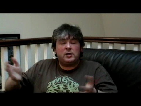 Darren Shan - Demonata - Interview