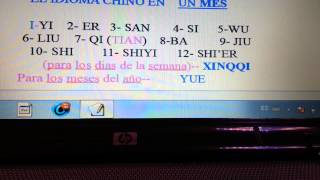 Aprenda el Idioma Chino en un Mes con este truco.