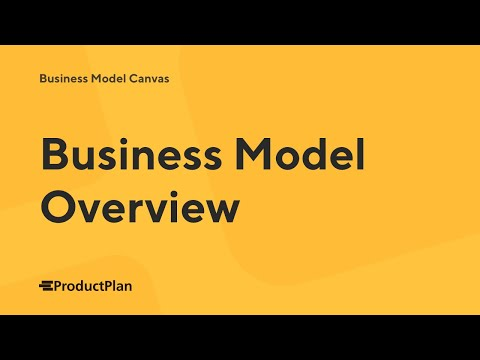 Business Model Overview