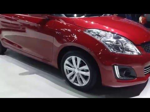 Suzuki swift 2017 sai Thailand ภายนอก ภายใน