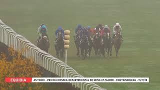 Vidéo de la course PMU PRIX DU CONSEIL DEPARTEMENTAL DE SEINE-ET-MARNE