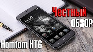 Homtom HT6 ����� ��������� �������������� ��������� � ��� �� 6250 ��� review