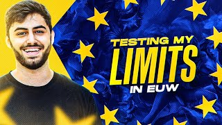 Yassuo | TESTING MY LIMITS IN THE EU WEST SERVER!