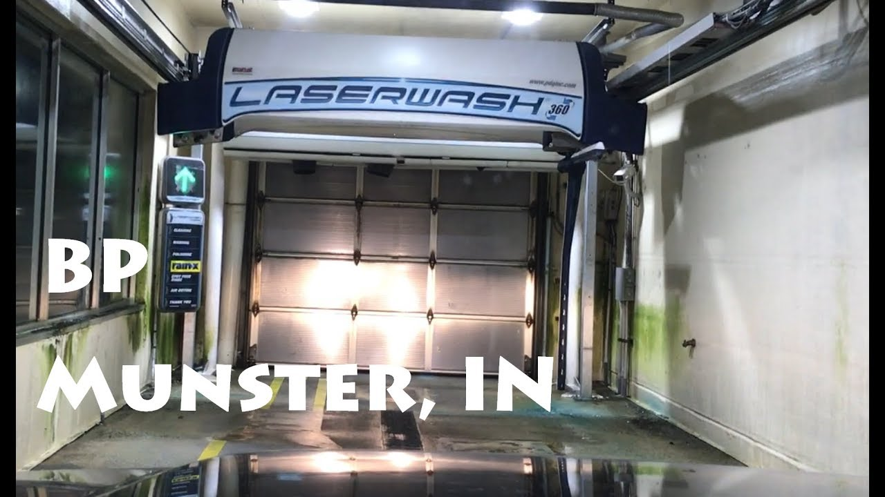 Auto Car Wash >> HORRIBLE PDQ LaserWash 360: BP, Munster, IN - YouTube
