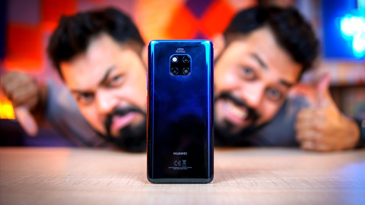 Huawei Mate 20 Pro - After 30 Days With This Power House ????????????
