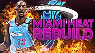 BLOWING UP THE HEAT REBUILD (NBA 2K20)