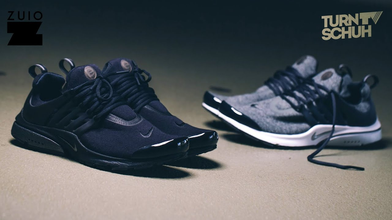 promo code 2113a 3acef Nike Air Presto TP - On-Feet Review - YouTube