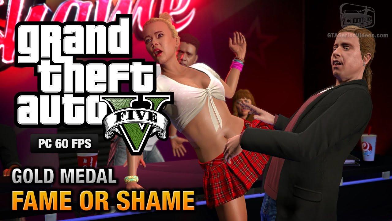 Download GTA 5 PC - Mission #22 - Fame or Shame [Gold Medal Guide - 1080p 60fps]