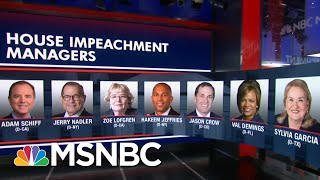 House Dems Send Impeachment Charges To Senate   The 11th Hour   MSNBC