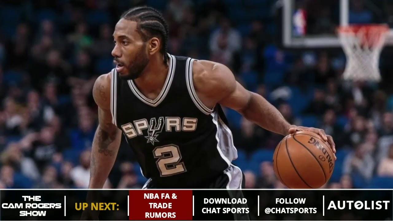 0e9795f5d077 NBA Trade   Free Agency Rumors  Kawhi To 76ers