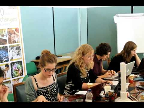Women in science Wikipedia edit-a-thon