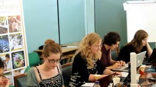 Women in science Wikipedia edit-a-thon