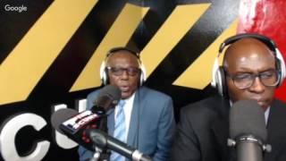 N.O.I.'s Minister Akbar Muhammad on Alternative Black News Episode # 1 with Dr. Vibert Muhammad