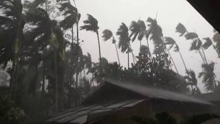 Dangerous Rain and Wind in Assam
