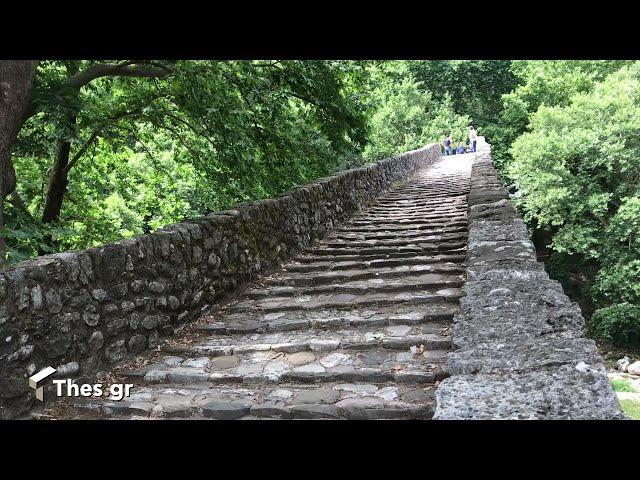 Πύλη Τρικάλων: Το Πέτρινο Γεφύρι και ο Ι.Ν. Πόρτα Παναγιάς