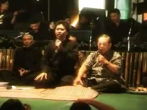 Sholawat Badar Gus Dur Dan Cak Nun