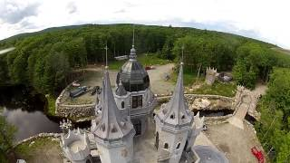 Castle Woodstock - [Flight Box HD] - *Flown with Dragon Link* - Tricopter FPV