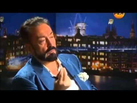 Adnan Oktar (Harun Yahya) interviewed by REN TV (Russia)