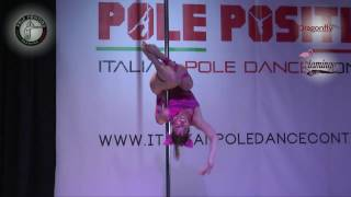 Valentina Alabastri - Italian Pole Dance Contest 2017