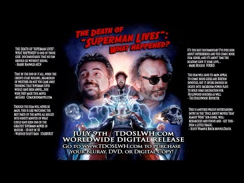 """The Death of """"Superman Lives"""";What Happened? First 10 minutes"""
