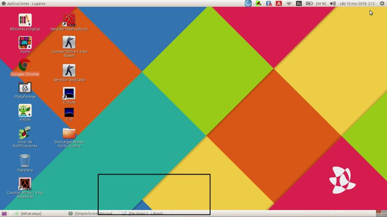 como descargar counter strike 1 6 para ubuntu