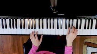 Đêm Nằm Mơ Phố / piano cover / hợp âm Dm