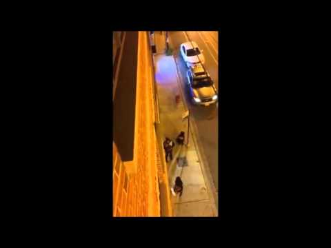 SHOCK GUN VIOLENCE VIDEO: Chicago Woman Shoots Gun at BoyFriend's Baby's Mother (GRAPHIC VIDEO)