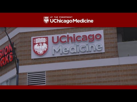 New Branding at the UChicago Medicine South Loop Clinic